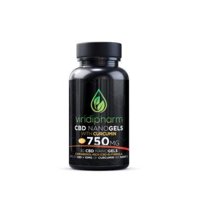 CBD Nanogels