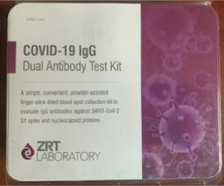 Covid 19 test kits