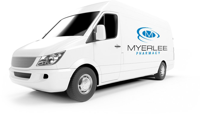 Myerlee Pharmacy Van
